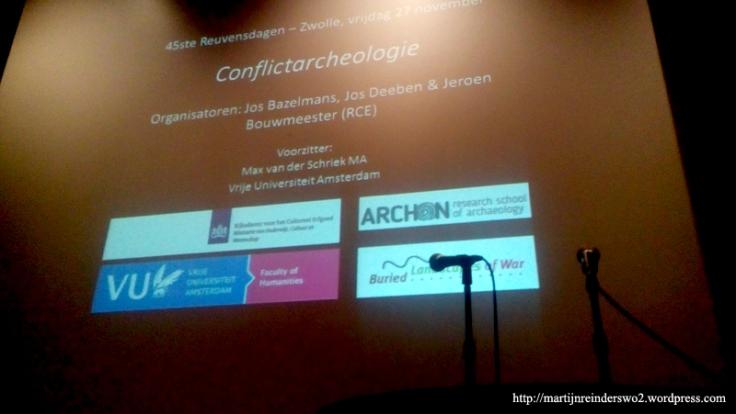 conflictarcheologie bew