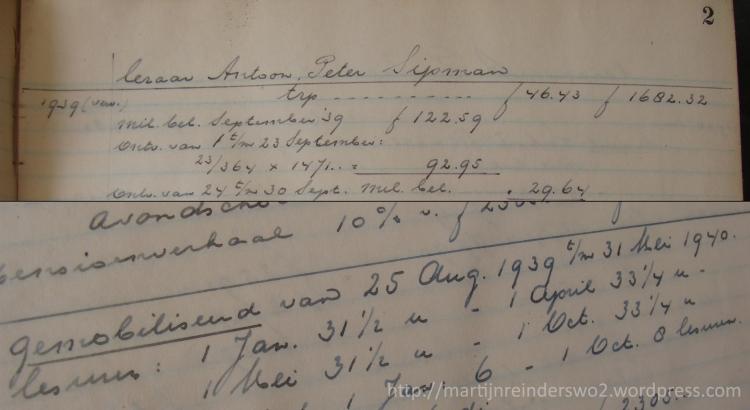 9 administratie sipman 1939