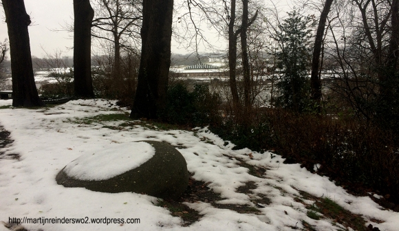 koch west in sneeuw dec17