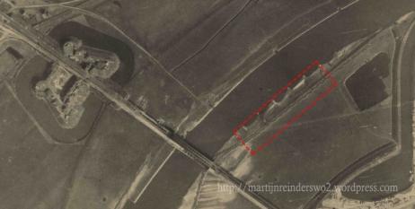 Lufo maart 45 loopgraven