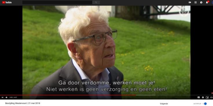 loopgraven interview Wim Jansen